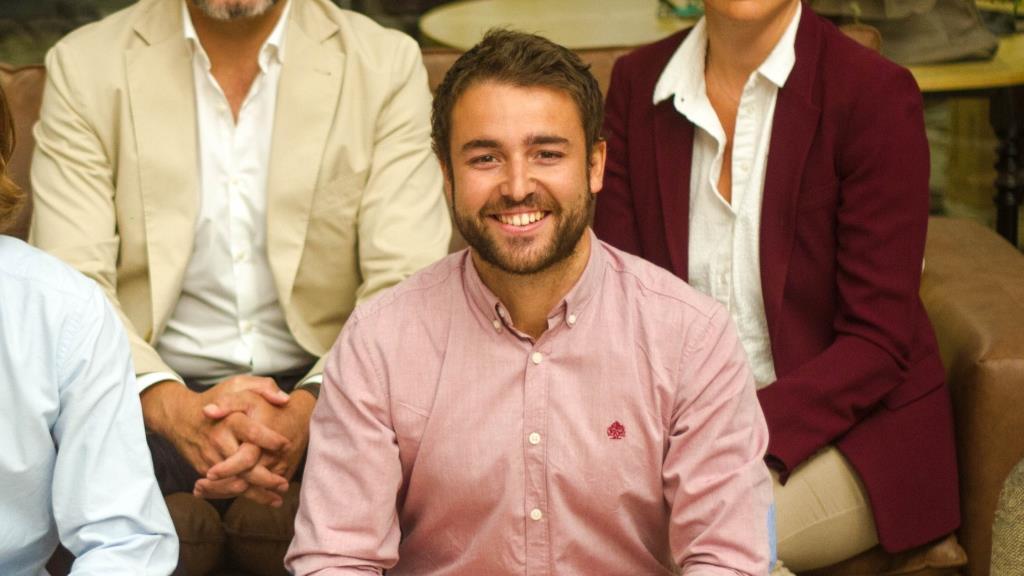 Antón Jáuregui de La Bolsa Social, ponente de Géiser 2019