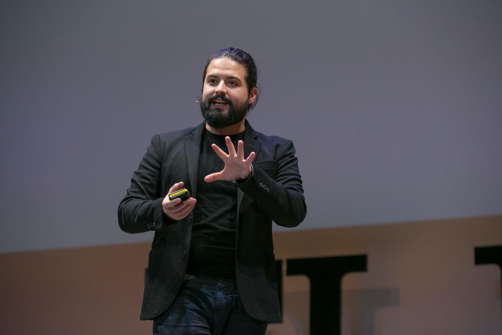 Imagen de David Alayón, CEO de Innuba y ponente de Géiser 2019