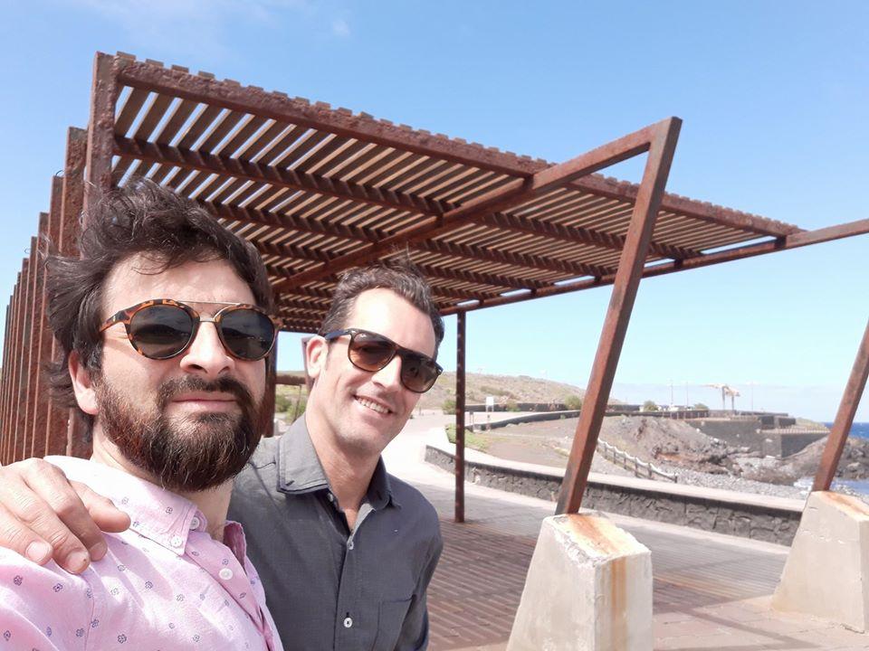 José Javier González y Eduardo José González, de reDisain